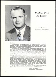 Page 14, 1958 Edition, North Dakota State College of Science - Agawasie Yearbook (Wahpeton, ND) online yearbook collection