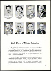 Page 15, 1958 Edition, North Dakota State College of Science - Agawasie Yearbook (Wahpeton, ND) online yearbook collection