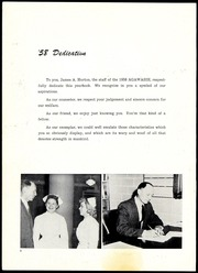 Page 8, 1958 Edition, North Dakota State College of Science - Agawasie Yearbook (Wahpeton, ND) online yearbook collection