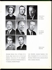 North Dakota State College of Science - Agawasie Yearbook (Wahpeton, ND) online yearbook collection, 1965 Edition, Page 13
