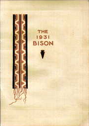 Page 9, 1931 Edition, North Dakota State University - Bison Yearbook (Fargo, ND) online yearbook collection
