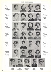 North Dallas High School - Viking Yearbook (Dallas, TX) online yearbook collection, 1955 Edition, Page 92