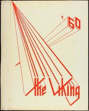 North Dallas High School - Viking Yearbook (Dallas, TX) online yearbook collection, 1960 Edition, Cover