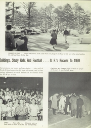Page 11, 1959 Edition, North Fulton High School - HiWays Yearbook (Atlanta, GA) online yearbook collection