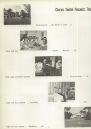 Page 12, 1959 Edition, North Fulton High School - HiWays Yearbook (Atlanta, GA) online yearbook collection