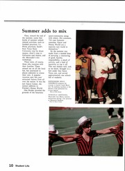 North Garland High School - Marauder Yearbook (Garland, TX) online yearbook collection, 1984 Edition, Page 14 of 310