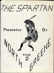 North Greene High School - Spartan Yearbook (White Hall, IL) online yearbook collection, 1967 Edition, Page 5