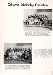 North High School - Galaxy Yearbook (Bakersfield, CA) online yearbook collection, 1955 Edition, Page 52