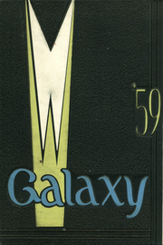 North High School - Galaxy Yearbook (Bakersfield, CA) online yearbook collection, 1959 Edition, Page 1