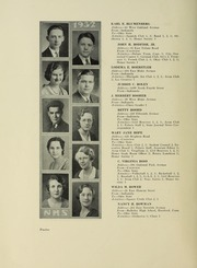 Page 14, 1932 Edition, North High School - Memory Yearbook (Columbus, OH) online yearbook collection