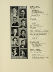 Page 16, 1932 Edition, North High School - Memory Yearbook (Columbus, OH) online yearbook collection