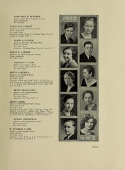 Page 17, 1932 Edition, North High School - Memory Yearbook (Columbus, OH) online yearbook collection