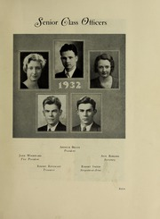 Page 9, 1932 Edition, North High School - Memory Yearbook (Columbus, OH) online yearbook collection