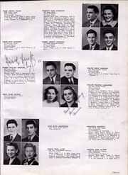 Page 17, 1940 Edition, North High School - Memory Yearbook (Columbus, OH) online yearbook collection