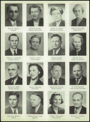 Page 10, 1951 Edition, North High School - Memory Yearbook (Columbus, OH) online yearbook collection