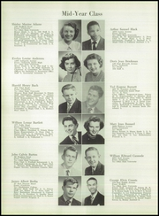 Page 14, 1951 Edition, North High School - Memory Yearbook (Columbus, OH) online yearbook collection