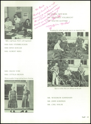 North High School - Polaris Yearbook (Sheboygan, WI) online yearbook collection, 1955 Edition, Page 19