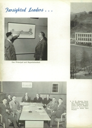 Page 10, 1951 Edition, North Huntingdon High School - Norhiscope Yearbook (Irwin, PA) online yearbook collection