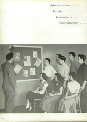 Page 14, 1951 Edition, North Huntingdon High School - Norhiscope Yearbook (Irwin, PA) online yearbook collection