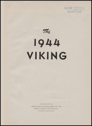 North Kitsap High School - Viking Yearbook (Poulsbo, WA) online yearbook collection, 1944 Edition, Page 5 of 80
