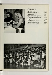 Page 7, 1971 Edition, North Liberty High School - Crest Yearbook (North Liberty, IN) online yearbook collection