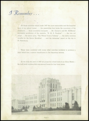 Page 10, 1947 Edition, North Little Rock High School - Wildcat Yearbook (North Little Rock, AR) online yearbook collection