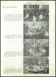 Page 11, 1947 Edition, North Little Rock High School - Wildcat Yearbook (North Little Rock, AR) online yearbook collection