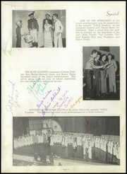Page 12, 1947 Edition, North Little Rock High School - Wildcat Yearbook (North Little Rock, AR) online yearbook collection