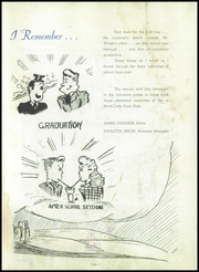 Page 7, 1947 Edition, North Little Rock High School - Wildcat Yearbook (North Little Rock, AR) online yearbook collection