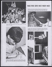 North Mecklenburg High School - Viking Yearbook (Huntersville, NC) online yearbook collection, 1967 Edition, Page 12