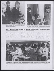 North Mecklenburg High School - Viking Yearbook (Huntersville, NC) online yearbook collection, 1967 Edition, Page 30 of 231