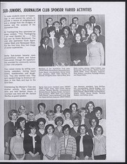 North Mecklenburg High School - Viking Yearbook (Huntersville, NC) online yearbook collection, 1967 Edition, Page 31