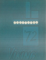 North Mecklenburg High School - Viking Yearbook (Huntersville, NC) online yearbook collection, 1972 Edition, Cover