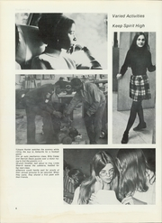 Page 10, 1972 Edition, North Mecklenburg High School - Viking Yearbook (Huntersville, NC) online yearbook collection