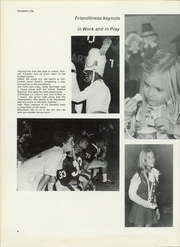 Page 12, 1972 Edition, North Mecklenburg High School - Viking Yearbook (Huntersville, NC) online yearbook collection