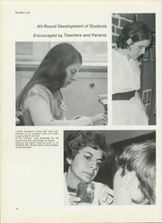Page 14, 1972 Edition, North Mecklenburg High School - Viking Yearbook (Huntersville, NC) online yearbook collection