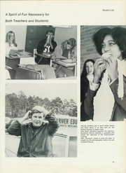 Page 17, 1972 Edition, North Mecklenburg High School - Viking Yearbook (Huntersville, NC) online yearbook collection
