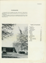 Page 7, 1972 Edition, North Mecklenburg High School - Viking Yearbook (Huntersville, NC) online yearbook collection