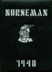 North Muskegon High School - Norseman Yearbook (North Muskegon, MI) online yearbook collection, 1948 Edition, Cover