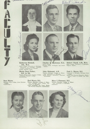 Page 12, 1948 Edition, North Muskegon High School - Norseman Yearbook (North Muskegon, MI) online yearbook collection