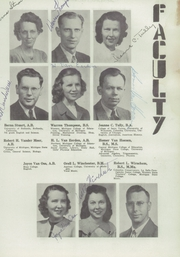 Page 13, 1948 Edition, North Muskegon High School - Norseman Yearbook (North Muskegon, MI) online yearbook collection