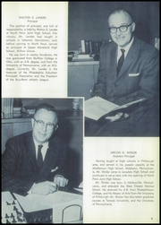 Page 13, 1960 Edition, North Penn High School - Accolade Yearbook (Lansdale, PA) online yearbook collection