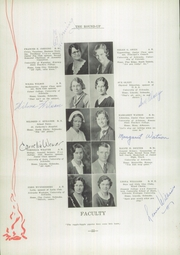 North Platte High School - Roundup Yearbook (North Platte, NE) online yearbook collection, 1933 Edition, Page 28