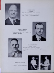 Page 12, 1953 Edition, North Quincy High School - Manet Yearbook (North Quincy, MA) online yearbook collection