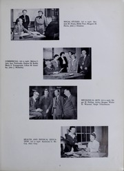 Page 13, 1953 Edition, North Quincy High School - Manet Yearbook (North Quincy, MA) online yearbook collection