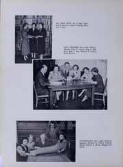 Page 14, 1953 Edition, North Quincy High School - Manet Yearbook (North Quincy, MA) online yearbook collection