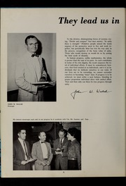 Page 10, 1961 Edition, North Quincy High School - Manet Yearbook (North Quincy, MA) online yearbook collection