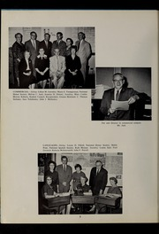 Page 12, 1961 Edition, North Quincy High School - Manet Yearbook (North Quincy, MA) online yearbook collection