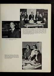 Page 17, 1961 Edition, North Quincy High School - Manet Yearbook (North Quincy, MA) online yearbook collection