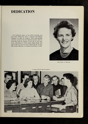 Page 9, 1961 Edition, North Quincy High School - Manet Yearbook (North Quincy, MA) online yearbook collection